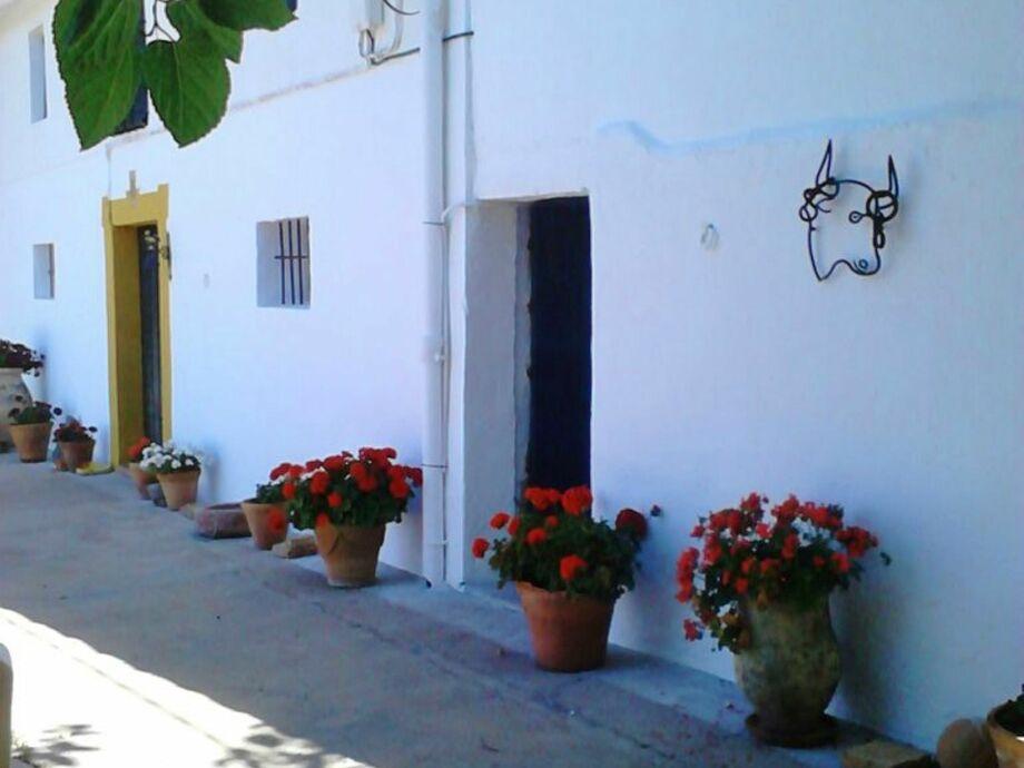 Außenaufnahme Casería San José