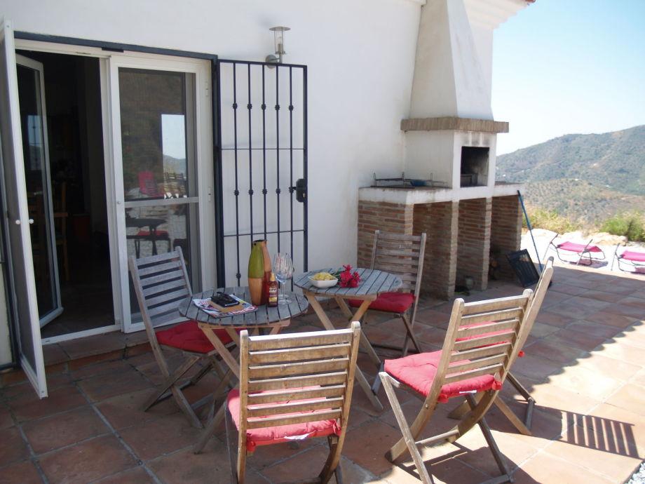 Außenaufnahme Villa Las Reinas