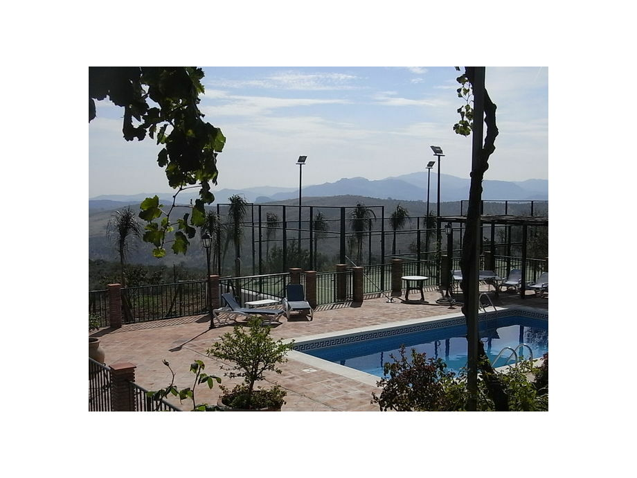 Außenaufnahme Loma de Moya