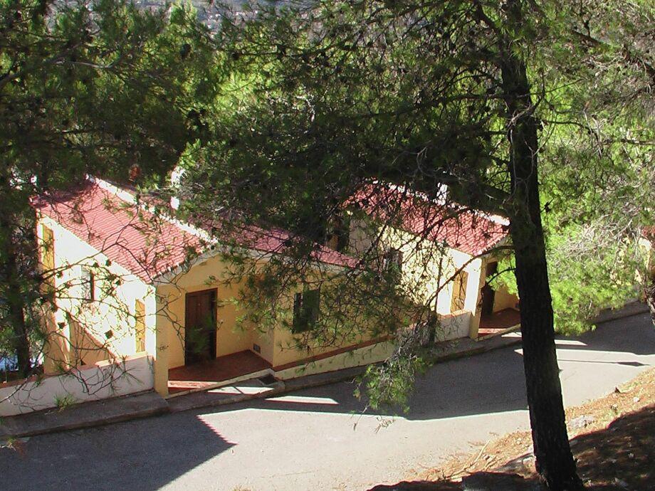 Außenaufnahme Cortijo del Alcázar