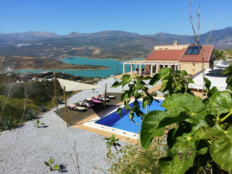 Außenaufnahme Villa El Aventurero