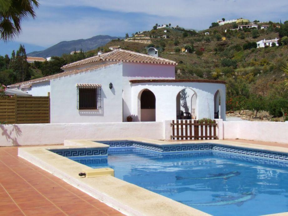 Außenaufnahme Casa Rigoberto