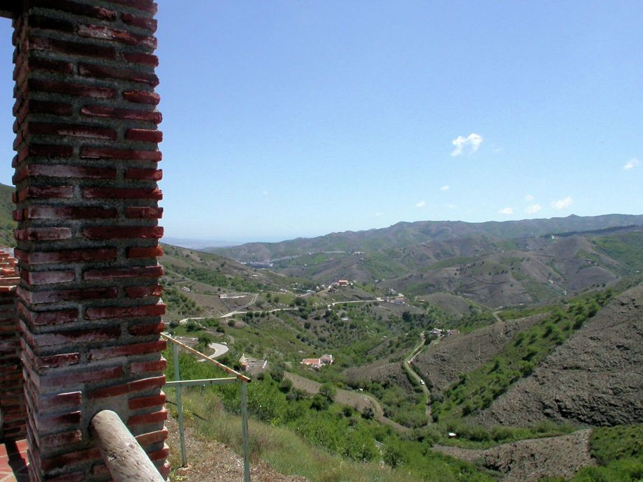 Außenaufnahme Mirador del Puerto