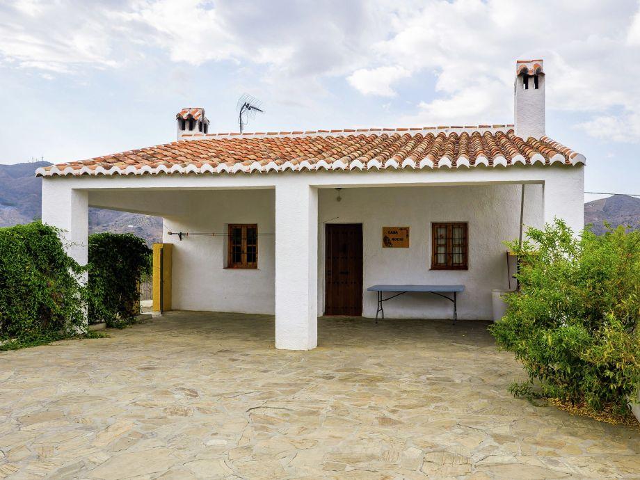 Außenaufnahme Casa Rocio