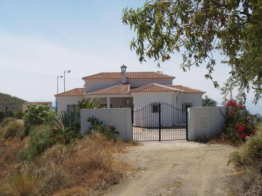 Außenaufnahme Villa Bandoleros
