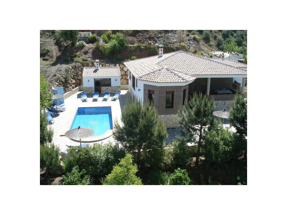 Außenaufnahme Villa Ensueño
