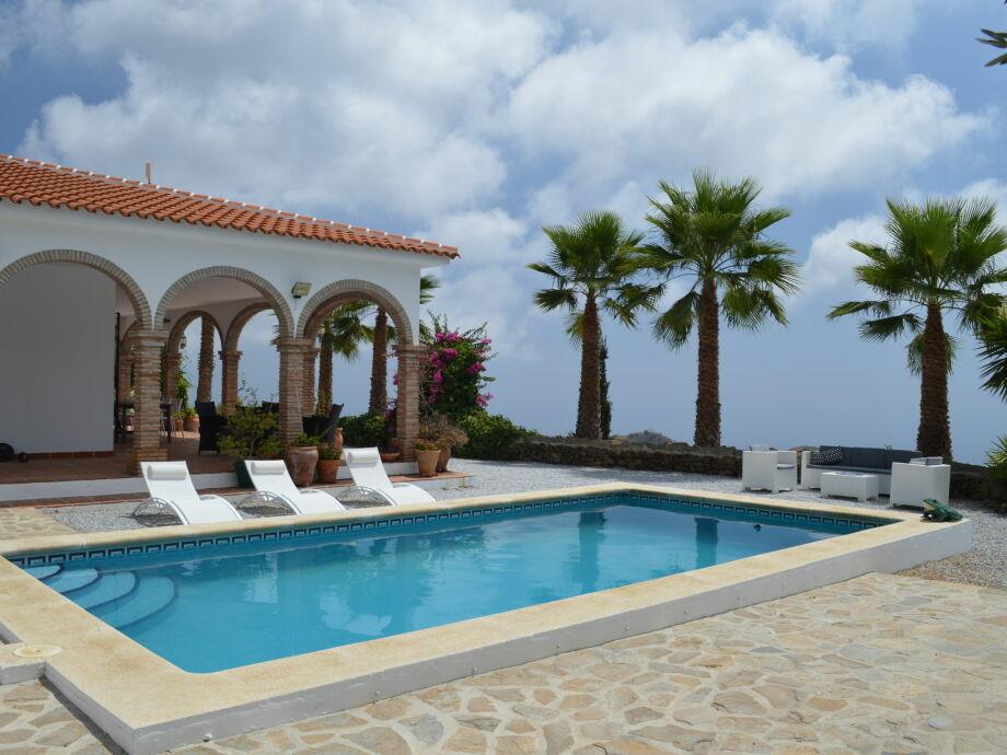 Außenaufnahme Villa Zamorano