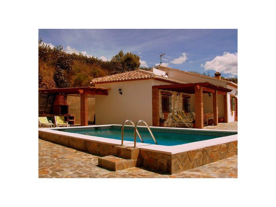 Außenaufnahme Casa las Jaras