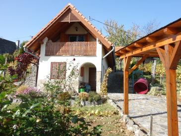 Ferienhaus Kisapati am Nordufer Balaton