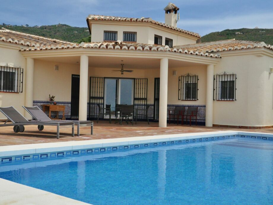 Außenaufnahme Casa La Encina