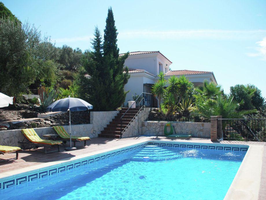 Außenaufnahme Quinta Malagueña