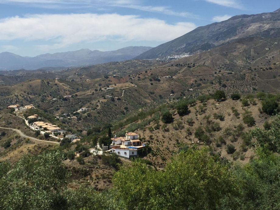 Außenaufnahme Villa Mariposa
