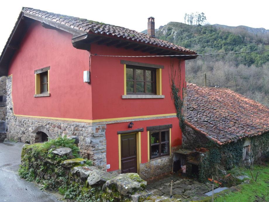 Außenaufnahme La Casa Roja
