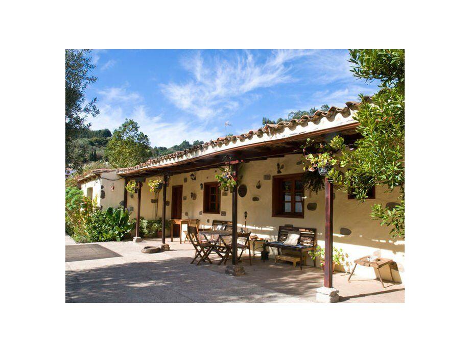 Außenaufnahme Casa El Laurel