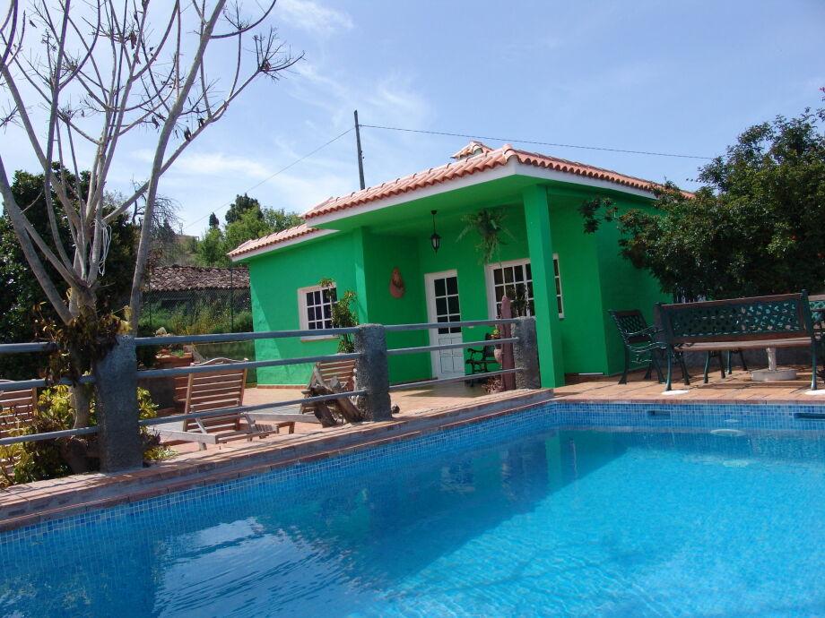 Außenaufnahme Casa Verde