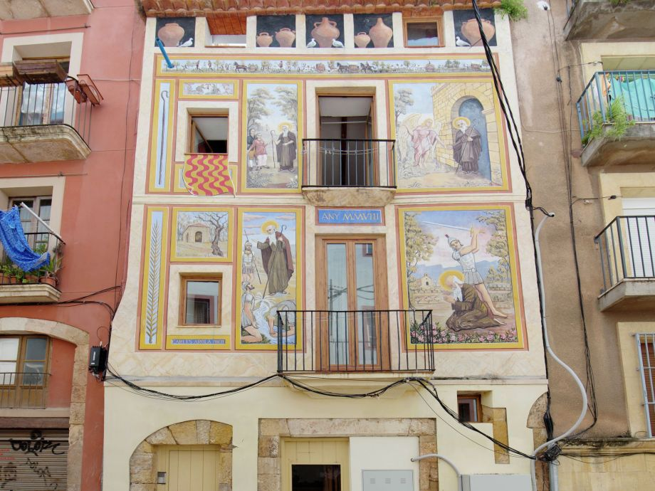 Außenaufnahme Sant Magí Dúplex