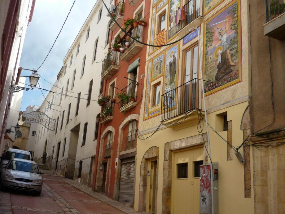 Außenaufnahme Sant Magí-Àtic