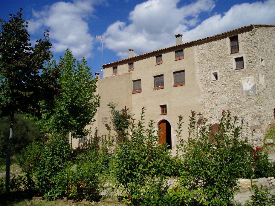 Außenaufnahme Molí del Pont-Canalot