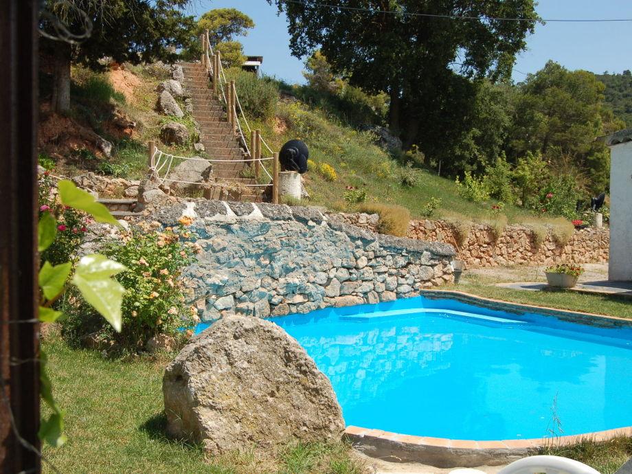 Außenaufnahme Can Casellas - Masovería