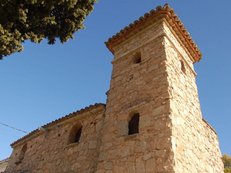 Außenaufnahme Can Casellas Torre de Guaita