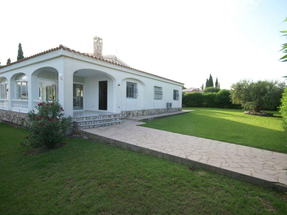 Außenaufnahme Villa Elena