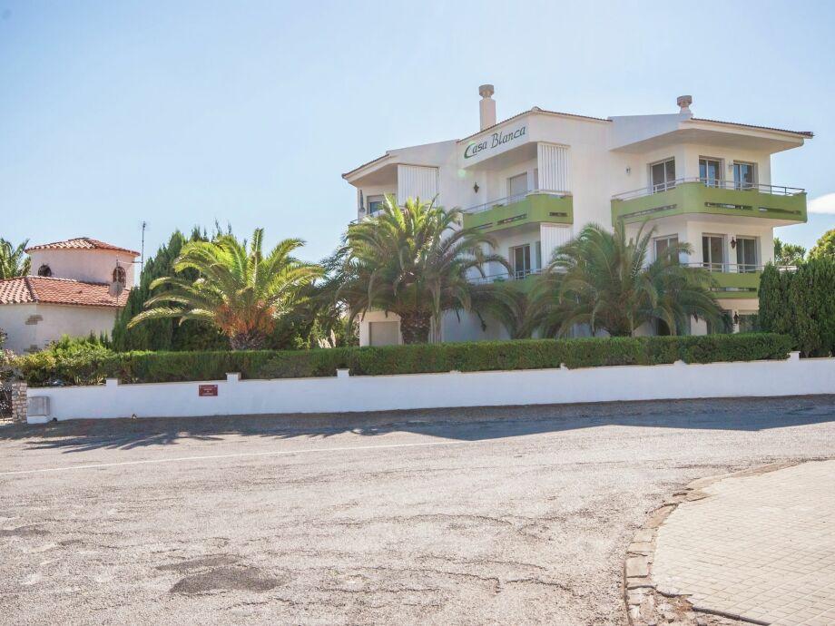 Außenaufnahme Casa Blanca