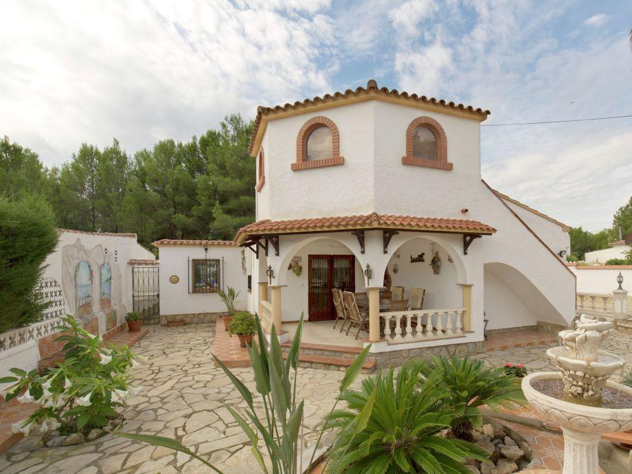 Außenaufnahme Casa Nuestra