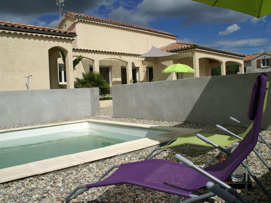 Außenaufnahme Maison de vacances - Pradons