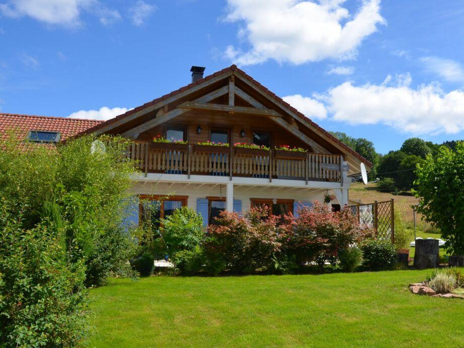 Außenaufnahme Maison de vacances - Aumontzey