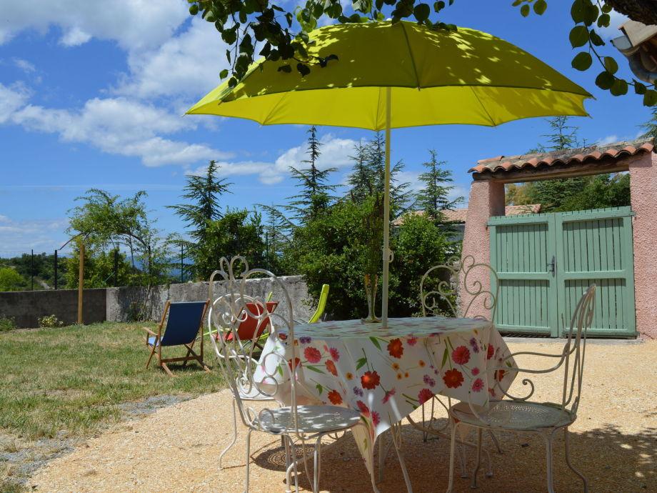 Außenaufnahme Vakantiehuis -  Villeneuve de Berg