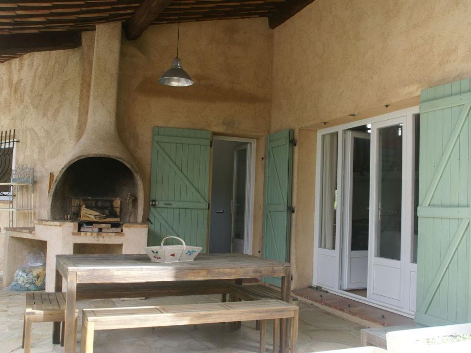 Außenaufnahme Maison de vacances - Mouans-Sartoux