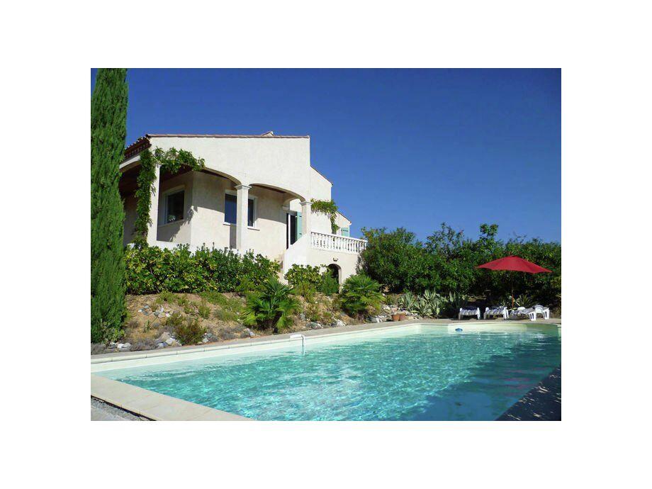 Außenaufnahme Villa Aquamar 4 pers
