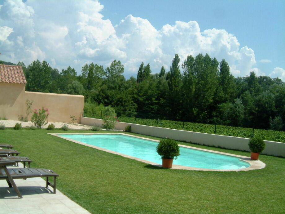Außenaufnahme Villa Jaune