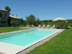 Villa Couleurs Provençales