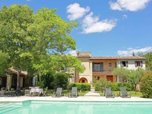 Villa Mas Le Frigoulet