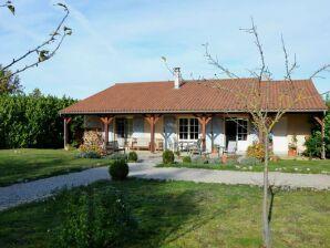 Ferienhaus Domaine de Lanzac