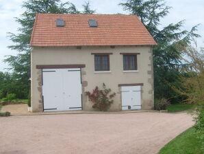 Cottage Dans l'Allier en Auvergne Six