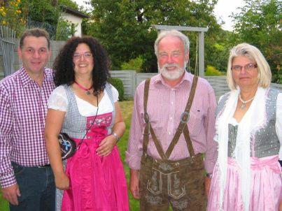 Ihr Gastgeber Walter Scheibel