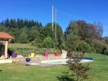 Cottage Nature pierres et lacs en Auvergne