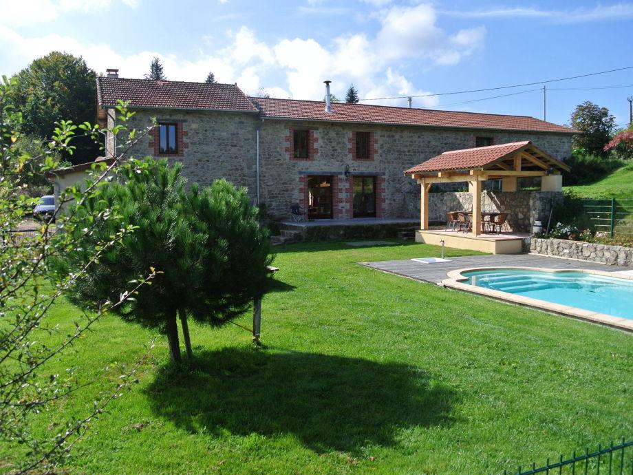 Außenaufnahme Maison de vacances 2 - Lavoine
