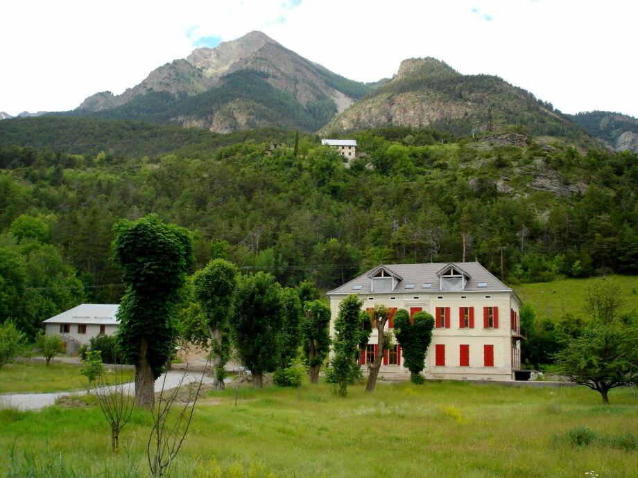 Außenaufnahme Le Trianon