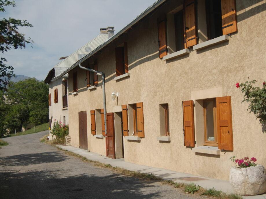 Außenaufnahme Maison Saint André d'Embrun