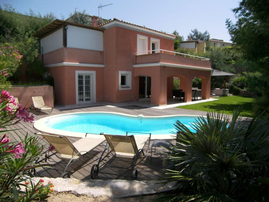 Außenaufnahme Villa Lavande