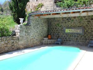 Ferienhaus Maison de Vacances SAINT ETIENNE DE SERRE- Petite Maison