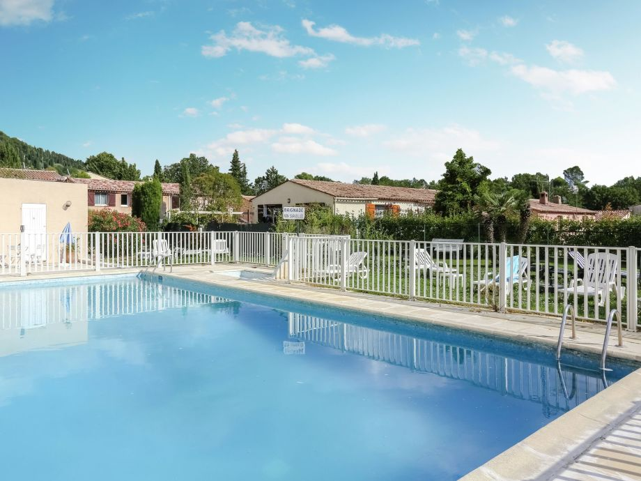 Außenaufnahme Vakantiehuis Mer et Provence