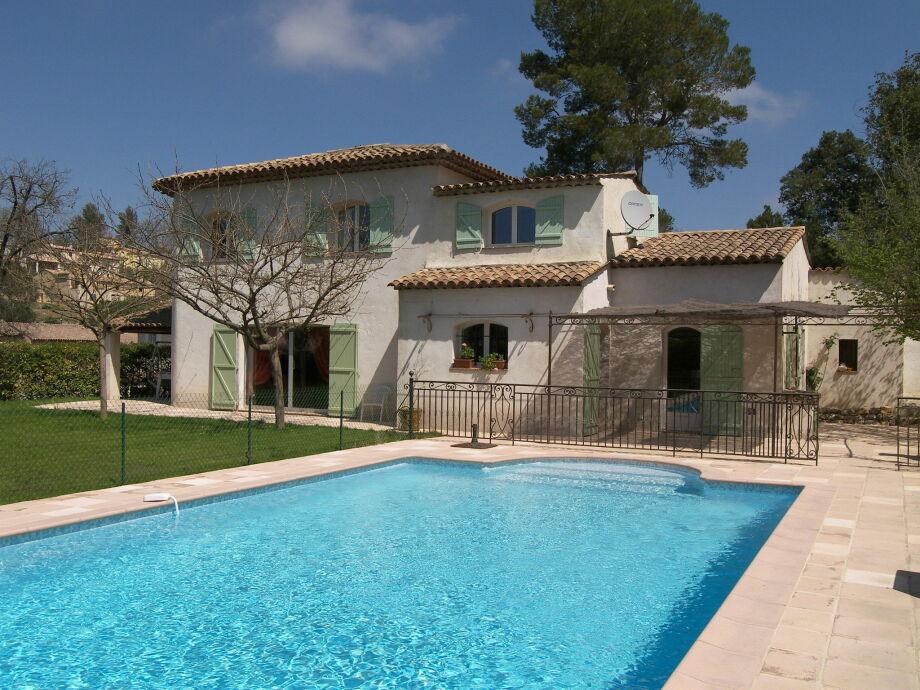 Außenaufnahme Villa Alcala