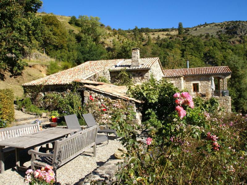 Villa Vakantie woning - Pourchères