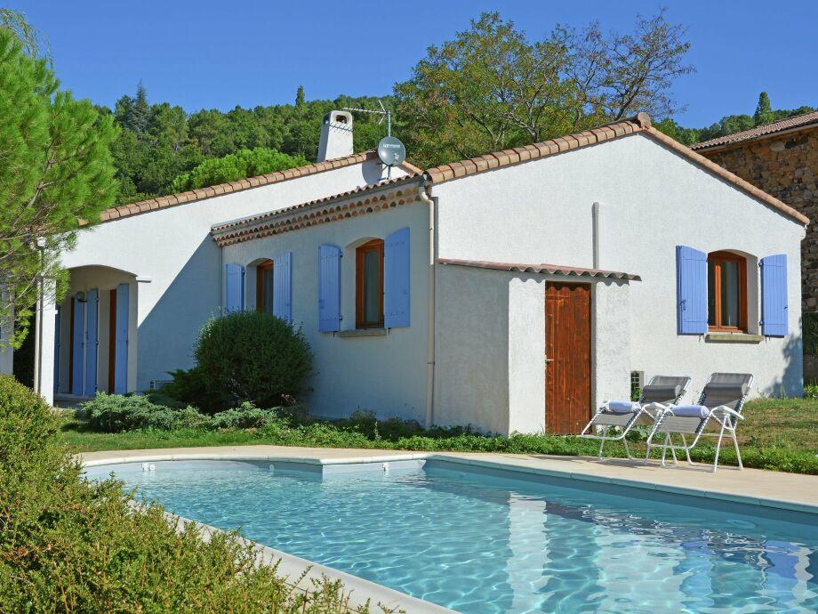 Außenaufnahme Villa Piscine chauffée Ardeche