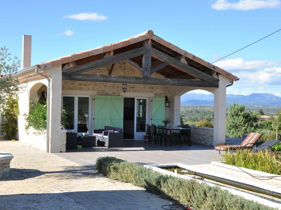 Außenaufnahme Maison de vacances III - GROSPIERRES
