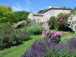 Ferienhaus Maison de vacances - SAINT ETIENNE DE SERRE - Le Domaine